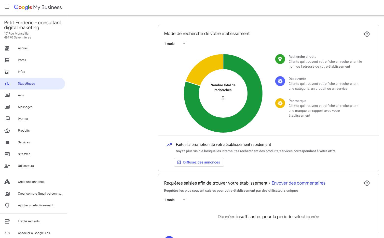 optimisez votre visibilité avec google my business